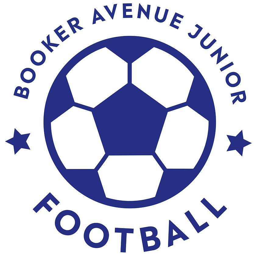 Booker Avenue // Year 3 & 4 // Football