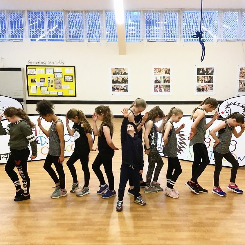 Dance Mania Camp Week Five