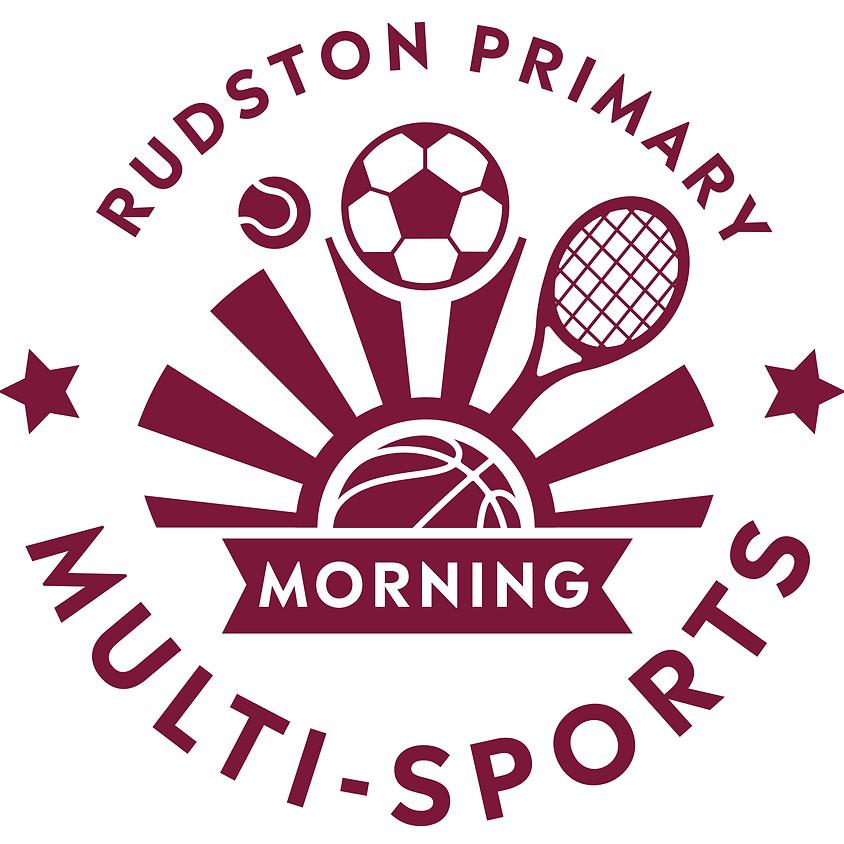 FULL WEEK TICKETS //  Multi Sports Camp @ RUDSTON