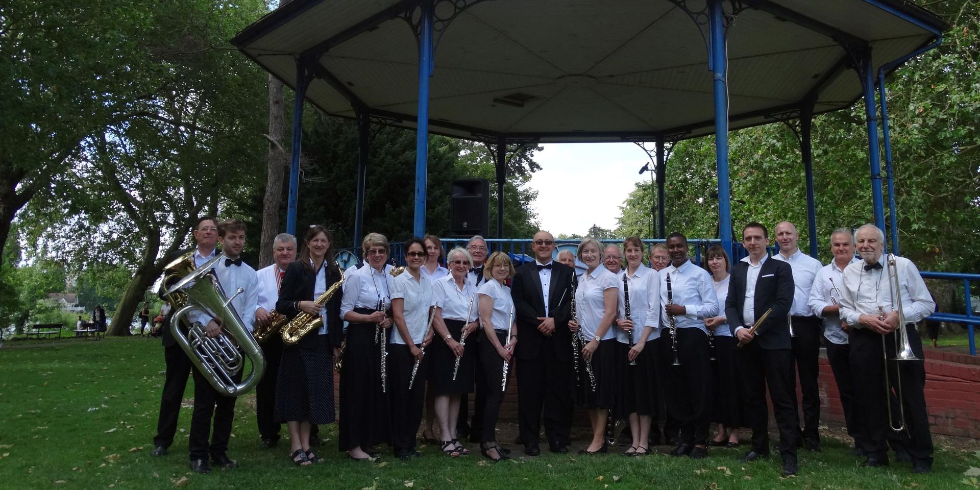 Allegra Concert band 1