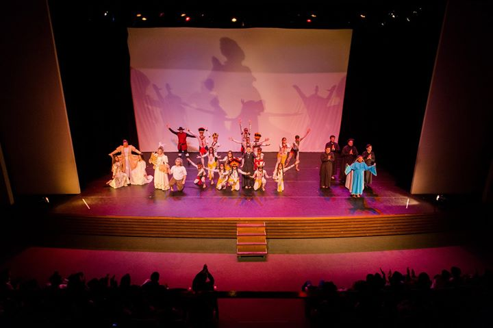 Musical Anchieta no Teatro Gamaro