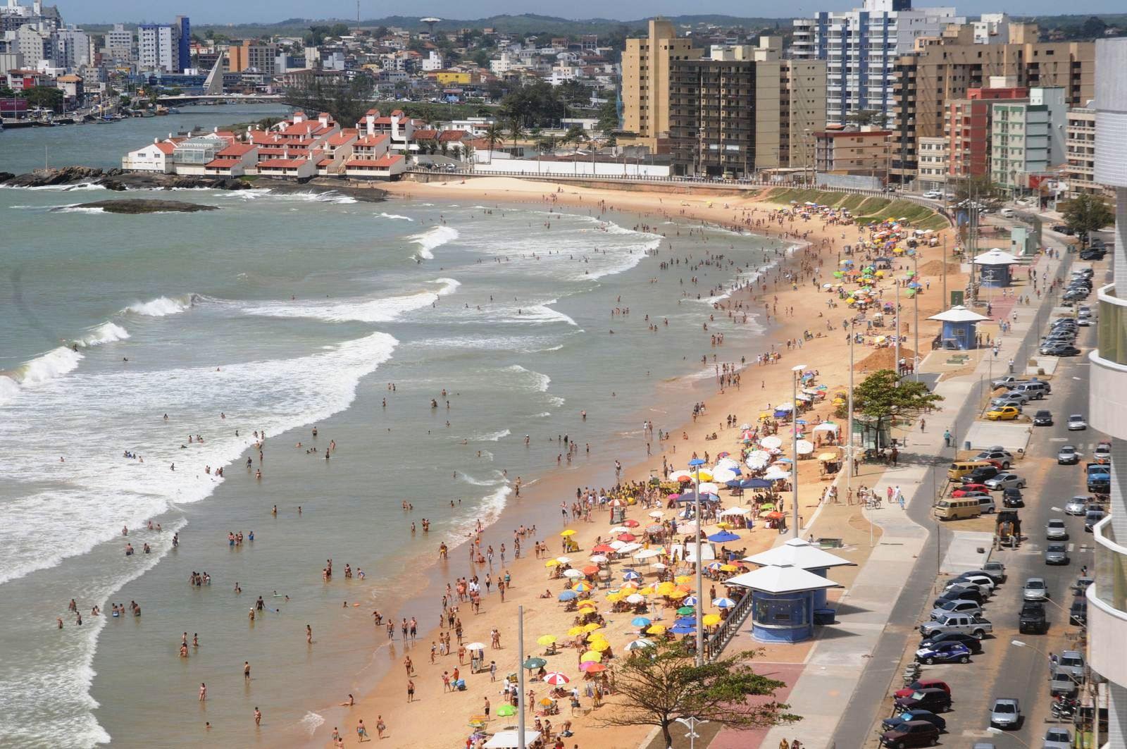 Praia do Morro – Guarapari - ES