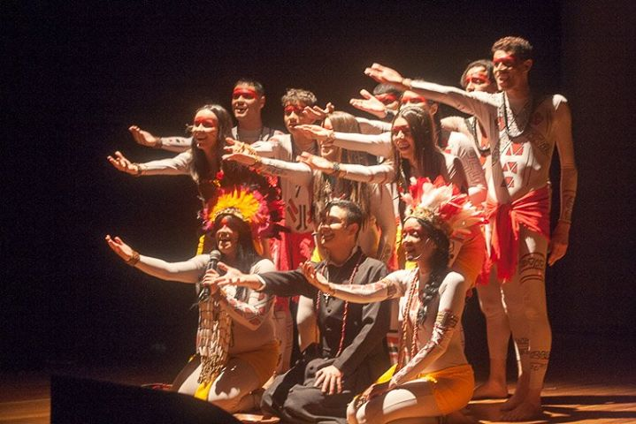 Musical Anchieta no Teatro Adamastor