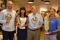 Visionary Award Winners