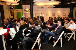 Event at Wix NYC