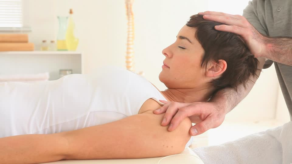 Chiropractic Neck Manipulation