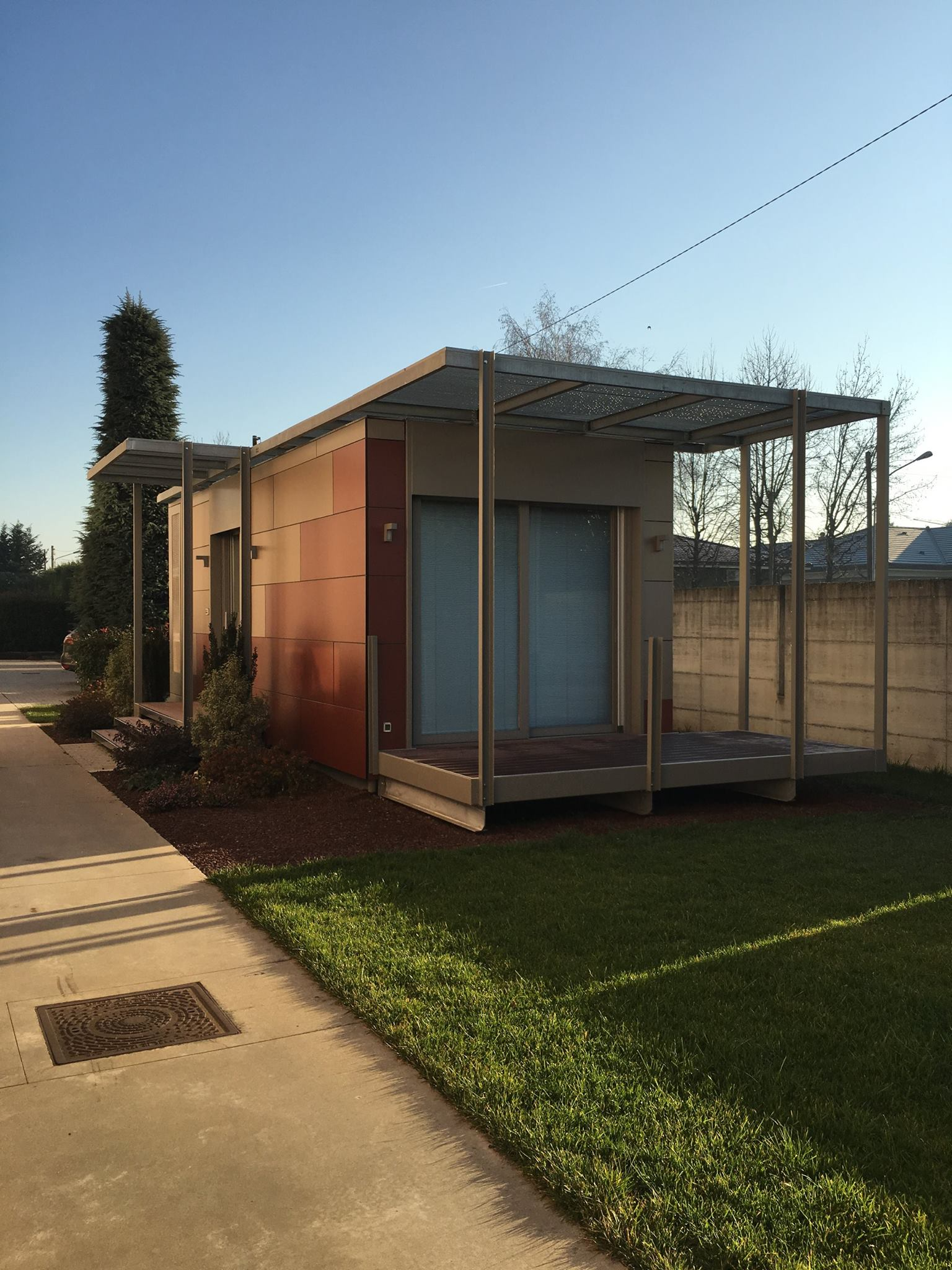 Small Cabin fitout