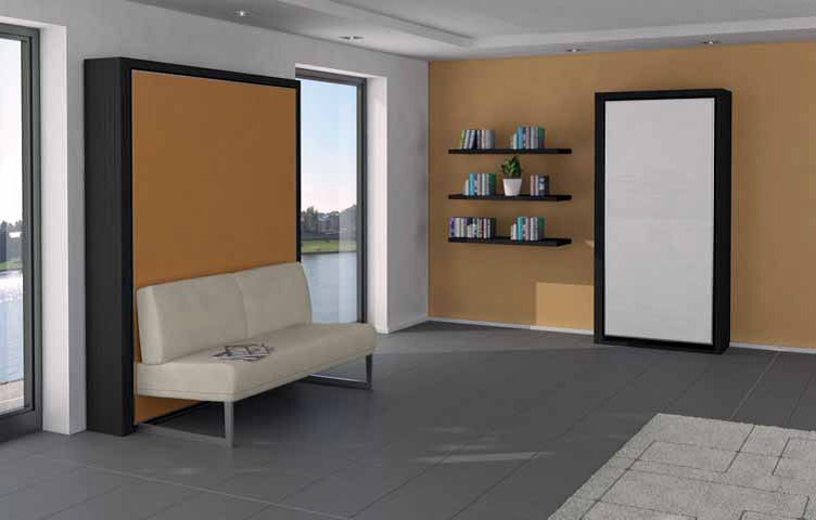 SmartBeds Houdini sofa bed and Flat