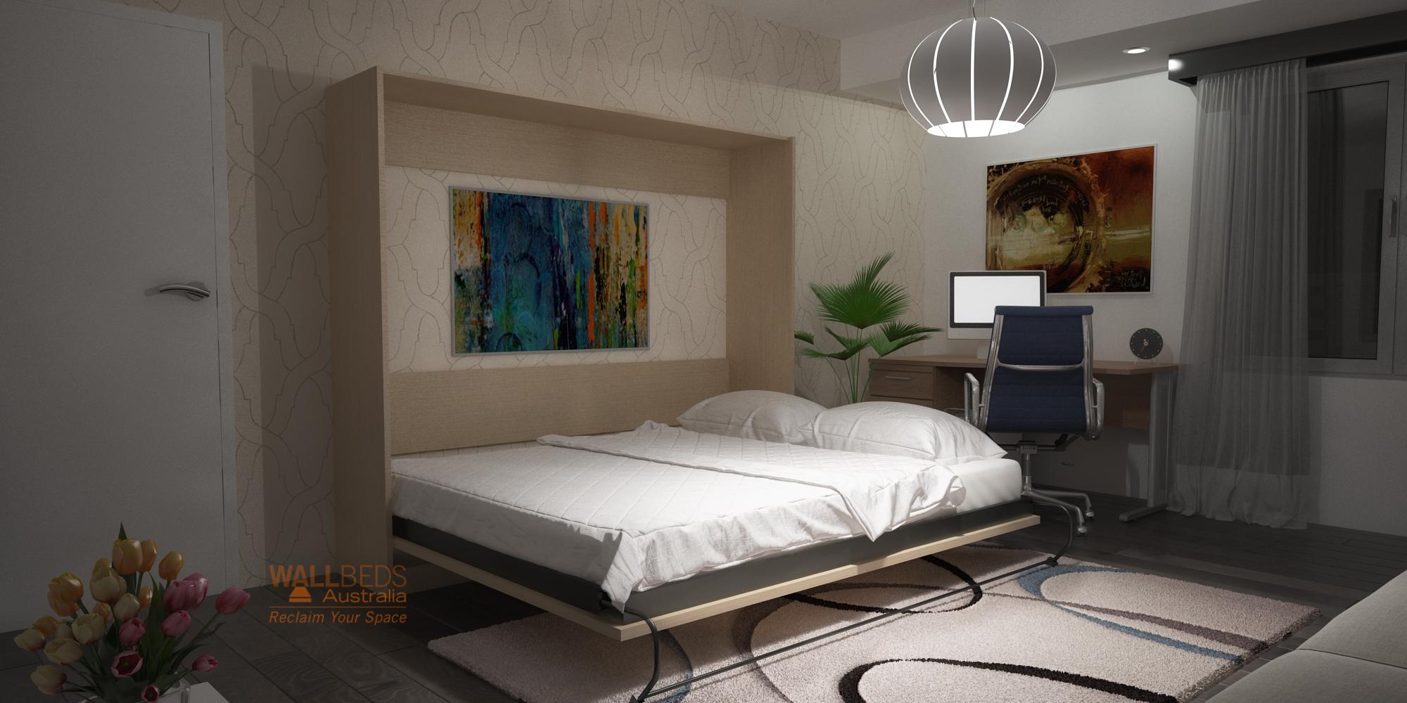 ALPHA Horizontal bed