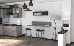 BEKI folding desk