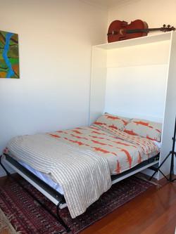 ALPHA bed open
