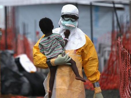 A Forgetten: Ebola outbreak in DRC.