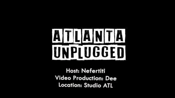ATLANTA UNPLUGGED. Twhy Jones with Dee