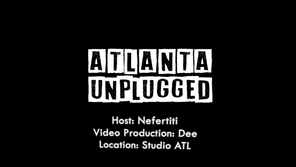 ATLANTA UNPLUGGED. Twhy Jones with Dee