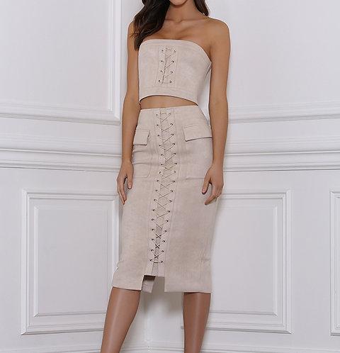 Lacy skirt Set
