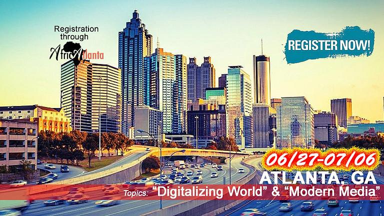 Digitalizing world and Modern media