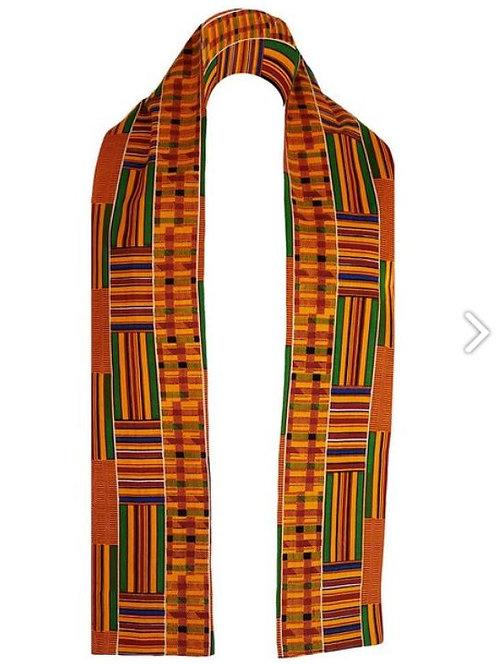 Unisex Kente African Print