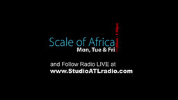 Scale of Africa