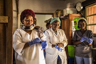 COVID-19 in the DR Congo