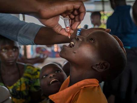 Poliomyelitis Response in DRC