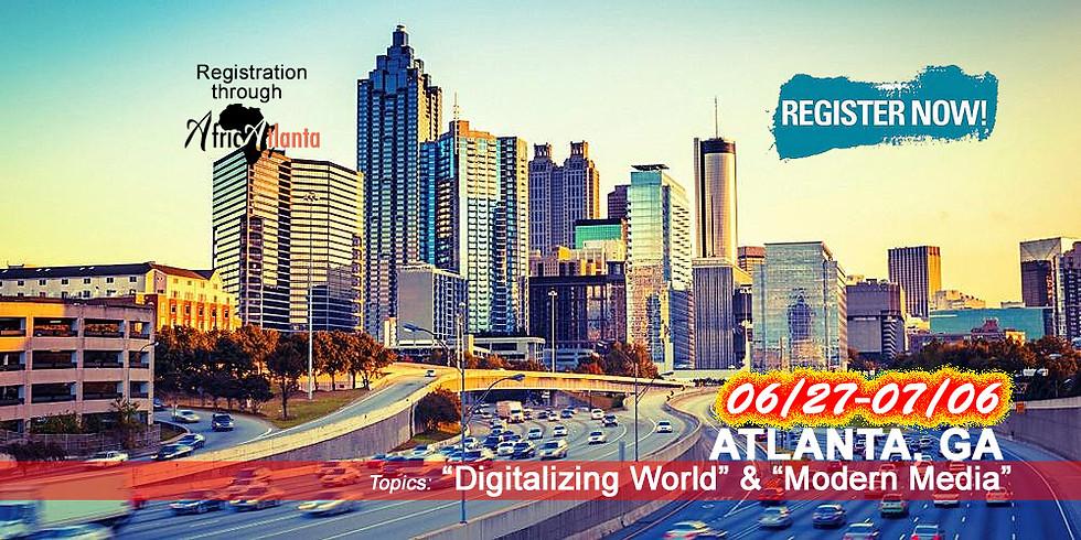 Digitalizing World & Modern Media
