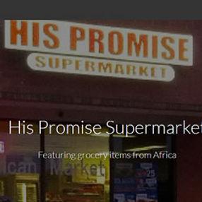 His Promess Supermarket