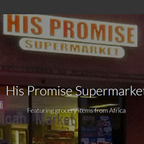 His Promess Supermarket