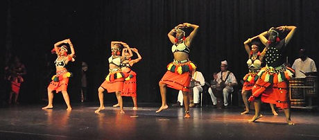 Uhuru Dancers Inc.