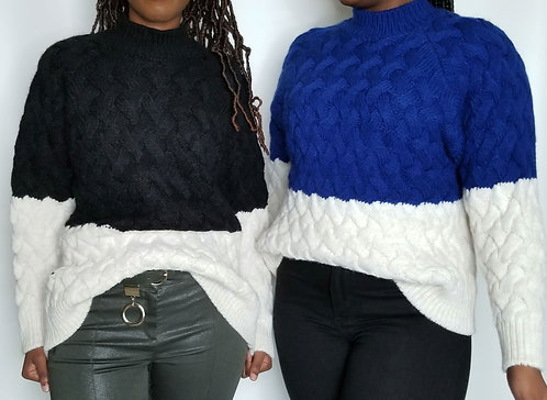 Double Sweater