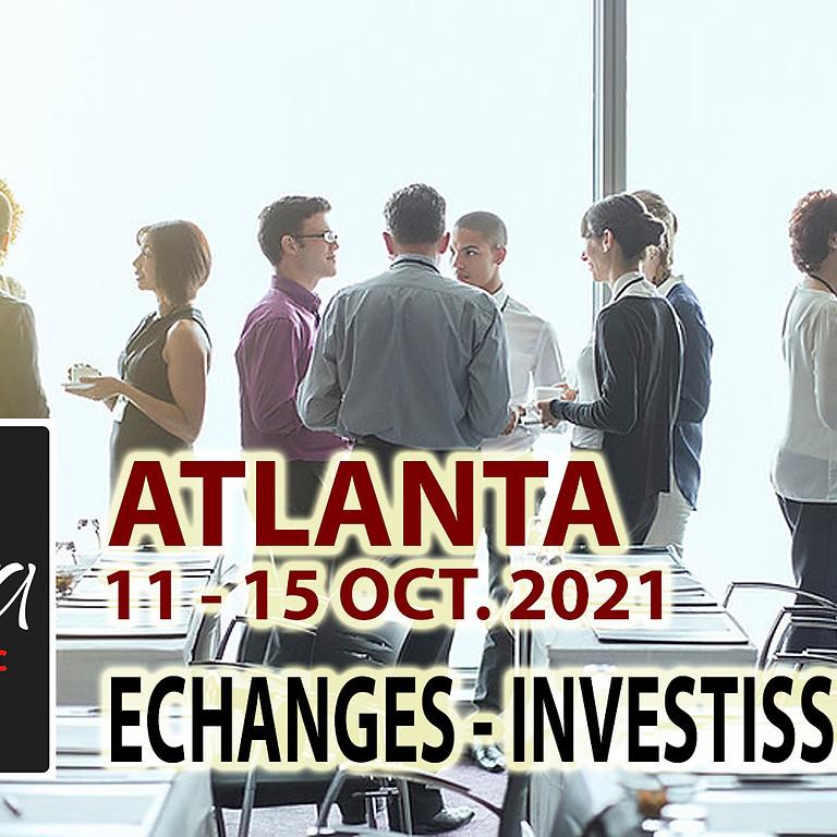 CGC, Conférences & Atéliers d'Atlanta