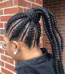 Bintou Hair Braiding & Weave