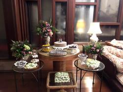 Mesa de doces - Mini wedding