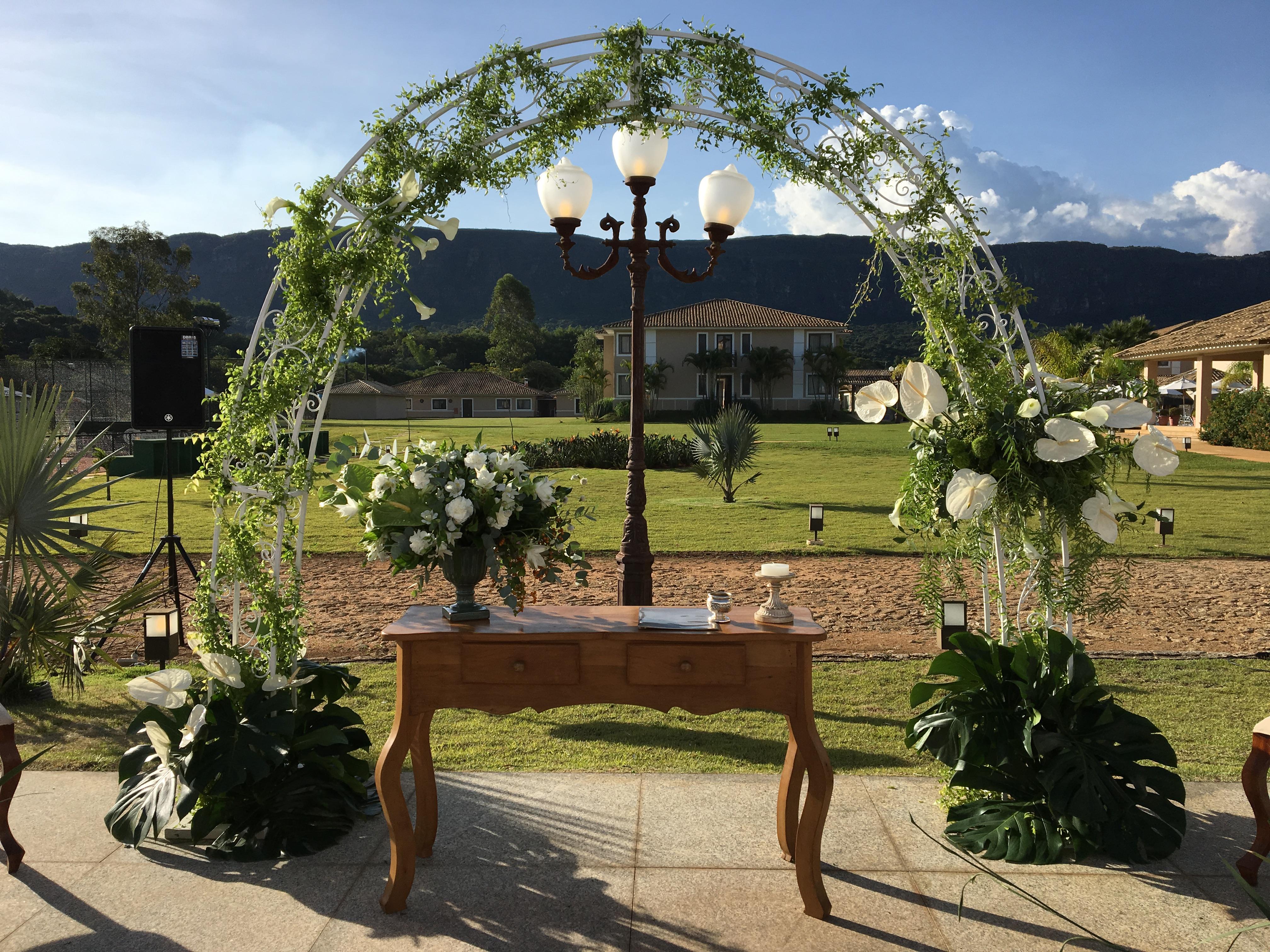 Arco cerimônia