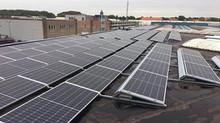 Project Edam met 600 panelen van 355 Wp