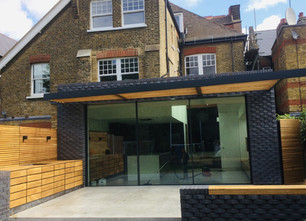 Extension, Full Refurbishment, Woodford for Mustard Architects