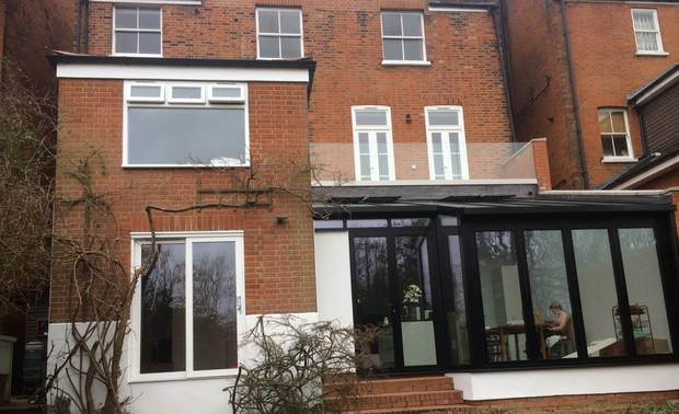 Extension, Balcony Crouch End