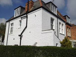 Exterior Decoration, Chiswick