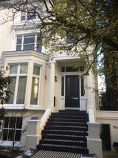 Exterior Decoration, Belsize Park