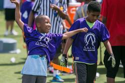 boys purple team individual