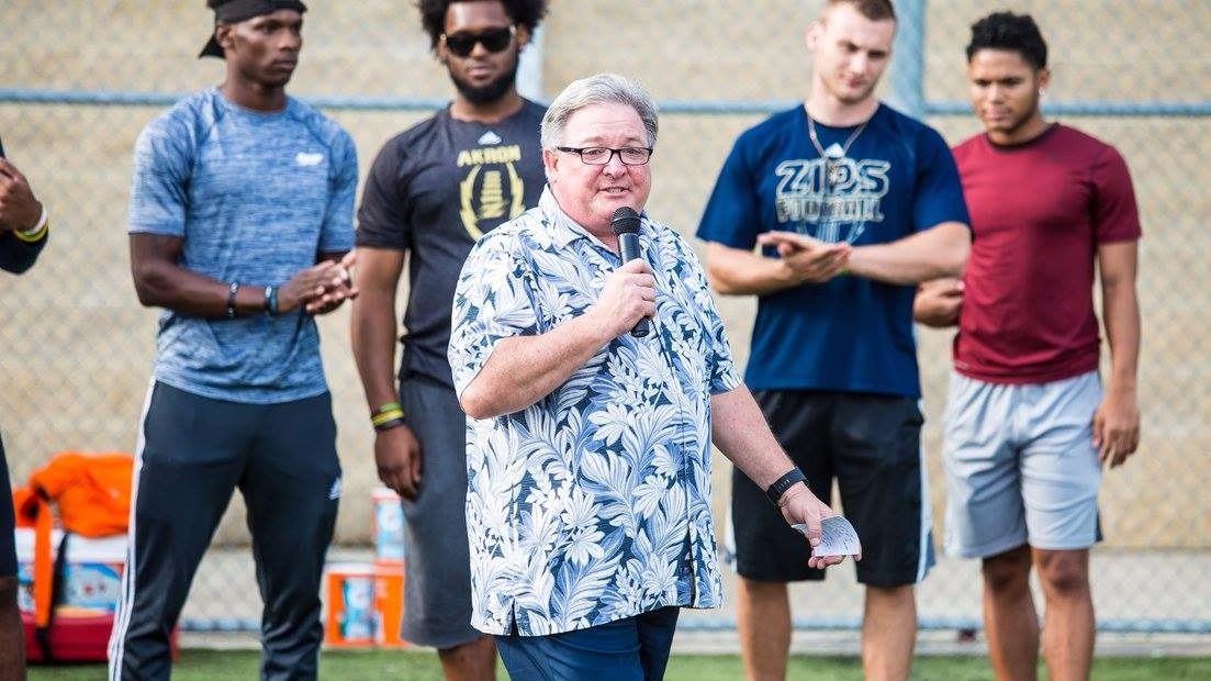 Coach Terry Bowden Speaks