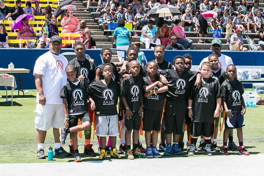football black team