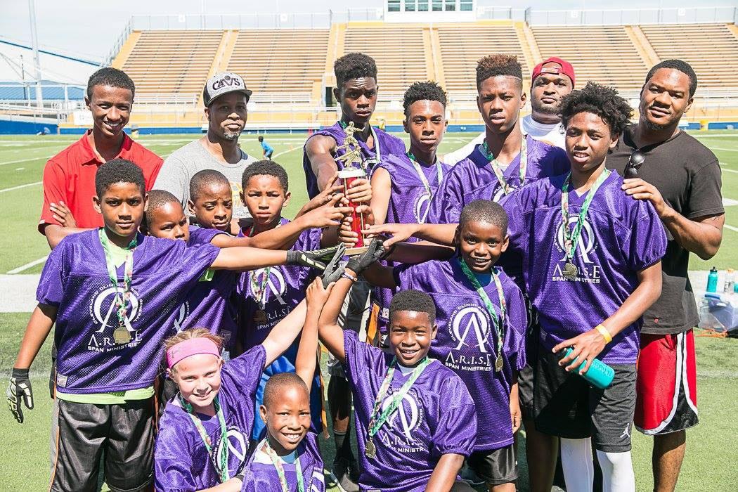purple team champs