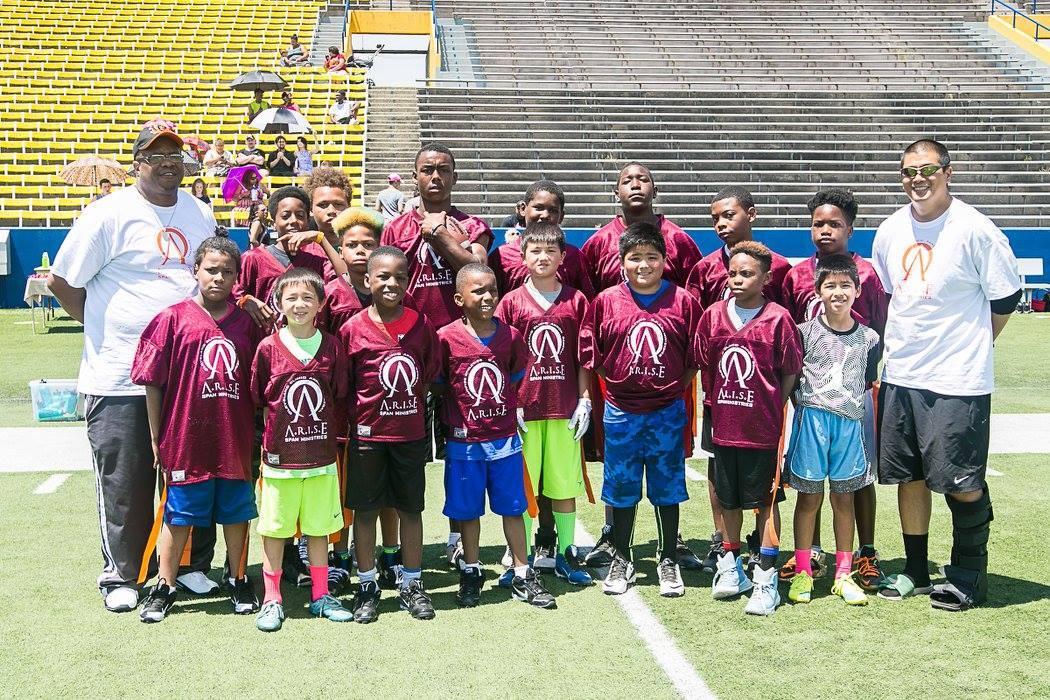 football maroon team