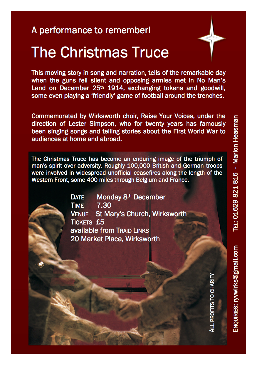Christmas Truce Concert