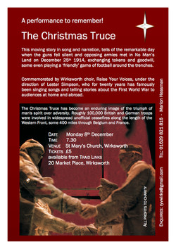 Christmas Truce Concert