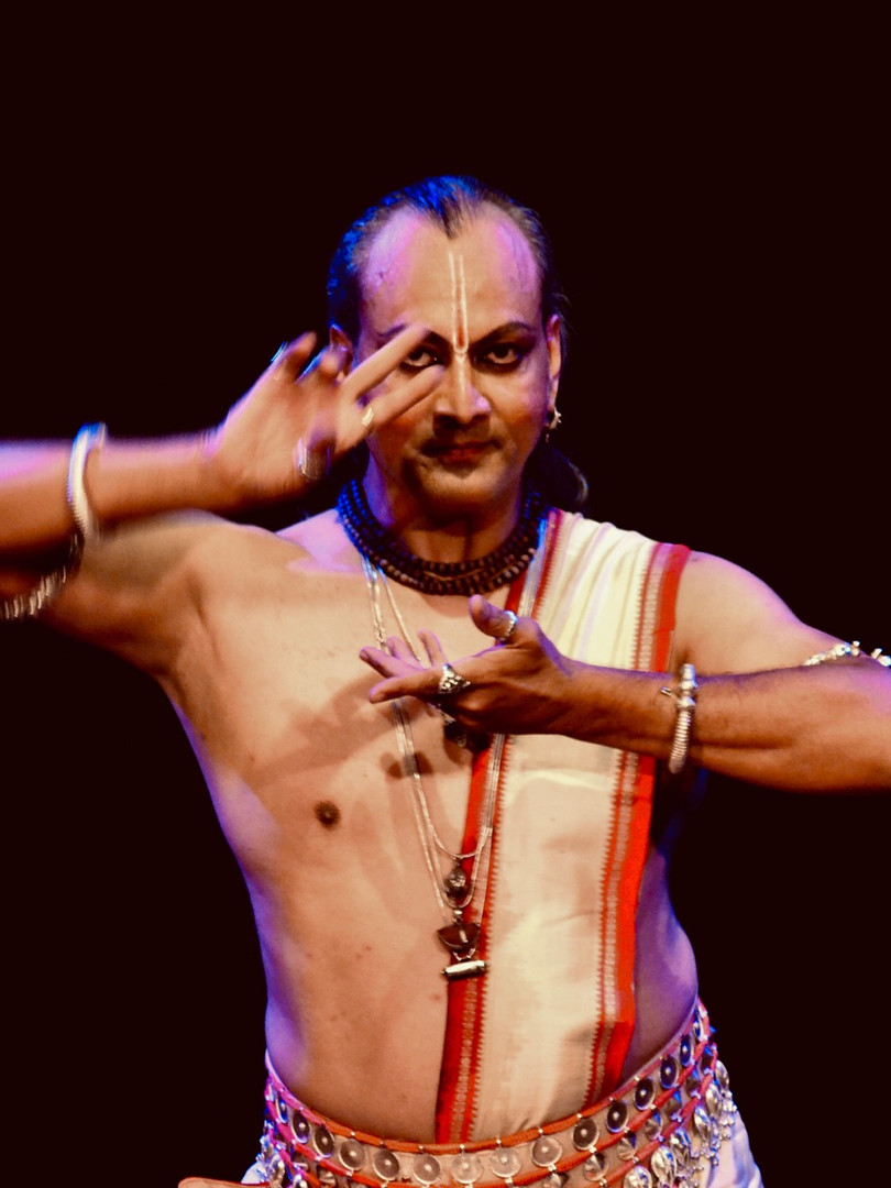 """Playing Odissi"" Melbourne, Australia"