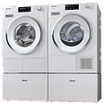 miele washers and dryers at Creative Appliance Gallery