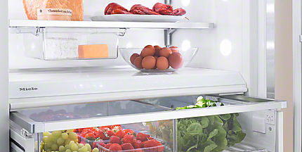 Refrigerators and freezers at Creative Appliance Gallery