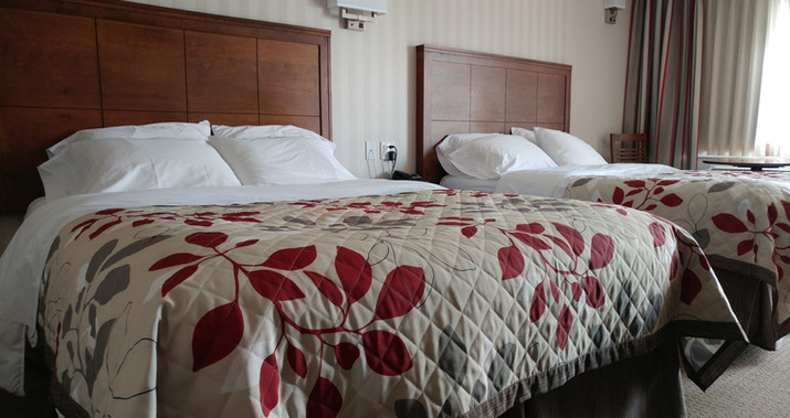 Lits confortables - Comfy beds