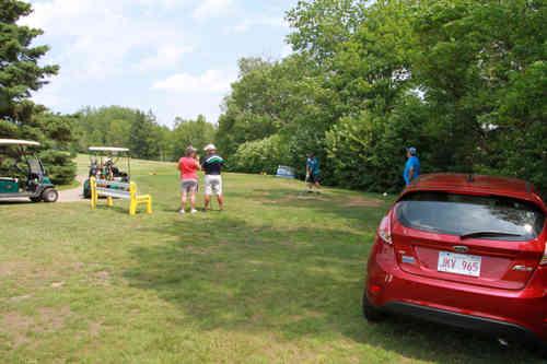 Pine Needles Golf Club Haute Aboujagane New Brunswick